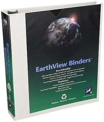 Aurora Products Binder (Aurora Products Earthview D-Ring Presentation Binder, 1.5-Inch Capacity)