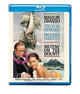 MUTINY ON THE BOUNTY (1962 Marlon Brando)   Blu Ray - Sealed Region free for UK