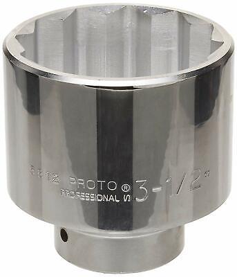 12 Point 2-1//16-Inch Stanley Proto J5766 1-Inch Drive Socket