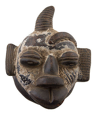 Mask African Passport Iniation Leadership Earth Cotta Art First 6383 E9B
