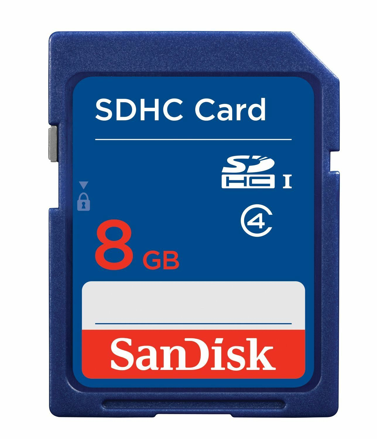 Купить SanDisk SD 8GB CLASS 4 Flash Memory Card SDHC for Camera