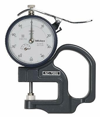 Mitutoyo 7300s Dial Thickness Gage 0-.500 Range .001 Graduation