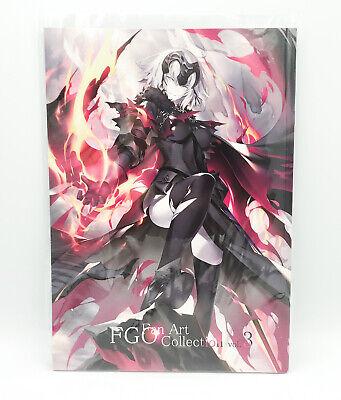 Fate Illustration Doujinshi /'/' FGO Illustrations 2015-2017 /'/' Grand Order Mashu