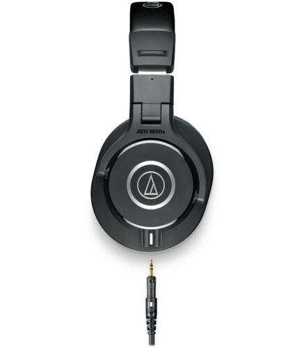 Audio-Technica ATH-M40x Professional Studio Monitor Headphon