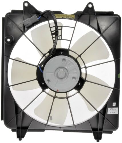 Engine Cooling Fan Assembly Dorman 620 253 Fits 06 07 Honda Civic
