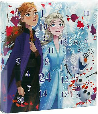 Disney Frozen Childrens Christmas Advent Calendar Hair & Jewellery Gifts 53041 ()