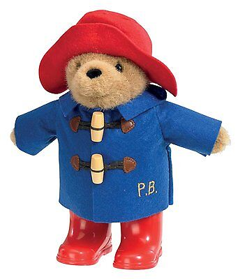 """Classic Paddington Bear with Boots (10m+) Approx 9""""/23cm Soft Toy"""