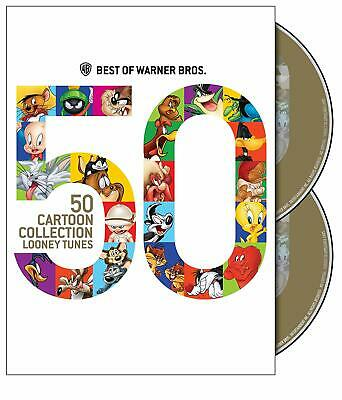 Best of Warner Bros. 50 Cartoon Collection Looney Tunes (DVD,2013,2-Disc