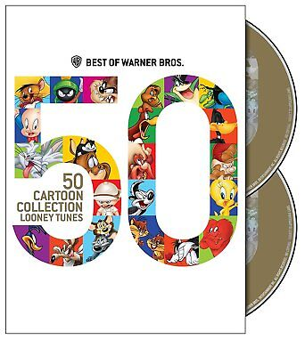 Best of Warner Bros. 50 Cartoon Collection - Looney Tunes DVD BRAND NEW