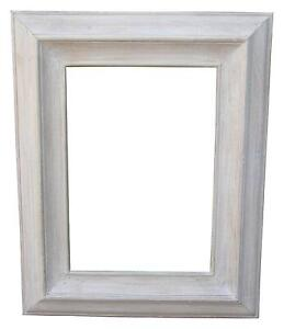 white wooden picture frames