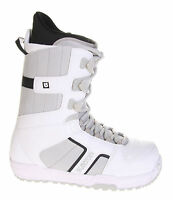 Burton Invader White/black Men's Boots Scarponi Da Snowboard Uomo - burton - ebay.it