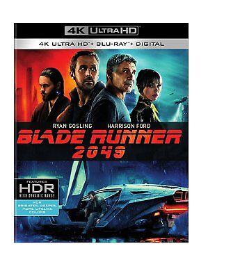 Blade Runner 2049  4K Ultra Hd Blu Ray Disc Only  2018
