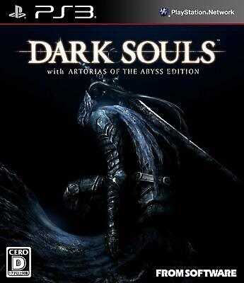 Dark Souls With Artorias of the Abyss Ps3 Japanese Version, usado comprar usado  Enviando para Brazil