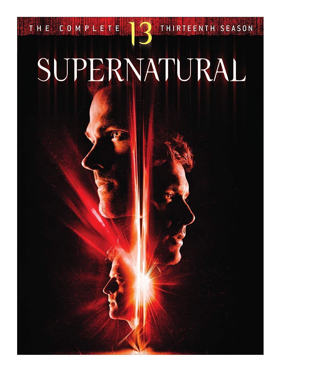Supernatural:The Complete Thirteenth Season 13 (DVD,2018,5-Disc Set) NEW