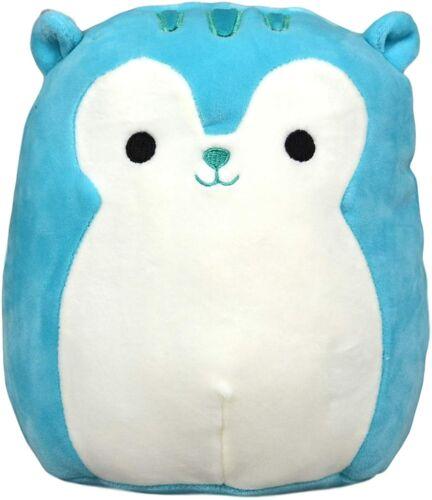 "Squishmallow 12""Santiago The Squirrel Stuffed Animal, Super Pillow Soft Plush"
