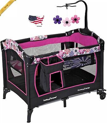 BEST BABY BASSINET CRIB Infant Nursery Center Bed Playard Sleeper Cradle