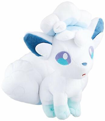 "Pokemon Alola Vulpix Plush 8"" Lokon Plushie Anime Doll Gift Toy"