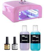 Shellac UV Gel Nail Kit