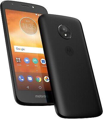 NEW Motorola Moto E5 Play Smartphone 16GB Tesco Network