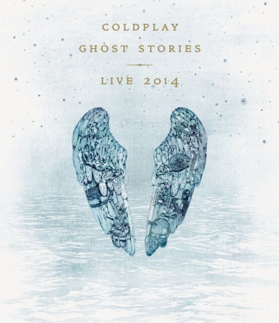 "COLDPLAY - GHOST STORIES ""LIVE"": DVD & CD ALBUM SET (November 24th 2014)"