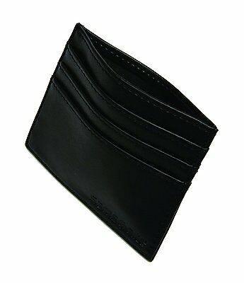 Samsonite RFID Blocking Credit Card Holder Wallet 77775 Black