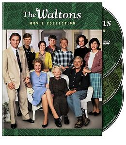 THE WALTONS : MOVIE COLLECTION  -  DVD - Region 2 UK Compatible -sealed