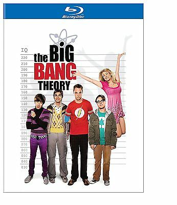 The Big Bang Theory   Complete 2Nd Second Season 2 Two   Brand New Blu Ray Set