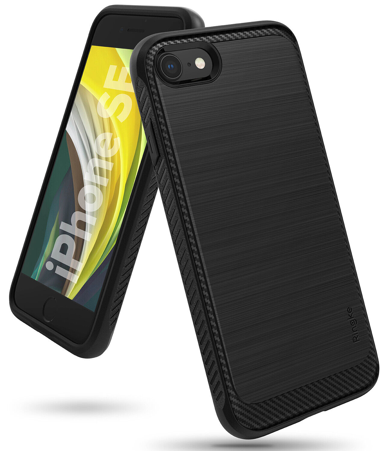 For iPhone 7/ 8 | Ringke  Rugged Slim Soft Shockproof TPU To