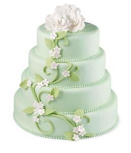 4 Tier Wedding Cake Stands