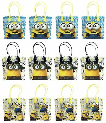 Despicable Me Party Supplies (Despicable Me Minions Party Favor Supplies Goody Loot Gift Favor)