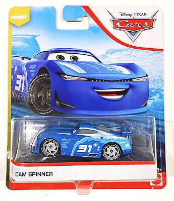 Disney Pixar Cars Die Cast Next-Gen Racers CAM SPINNER #31 New in Package