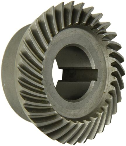 "Boston Gear SH142-1G Spiral Bevel Pinion Gear, 2:1 Ratio, 0.875"" Bore, 14 Pitch"
