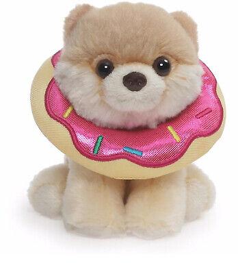 Gund Itty Bitty Boo Donut Stuffed Dog Plush, #56, 5