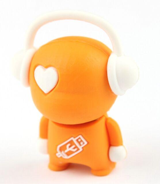 Ricco 16 GB Music Guy USB 2.0 High Speed Flash Drive