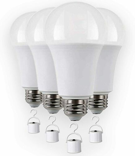 Rechargeable LED light bulbs with Battery backup Emergency LED Bulb 60 Watt bulb
