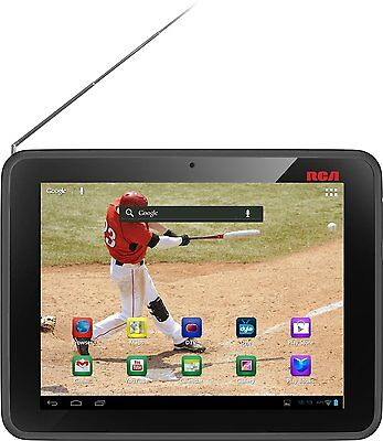 NEW! RCA Sensitive TV - 8 Inch 8GB Android Tablet (DMT580DU)