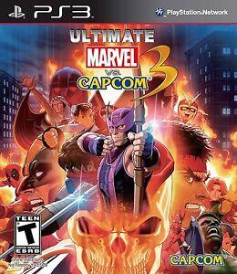 NEW-Ultimate-Marvel-Vs-Capcom-3-Playstation-3-2011
