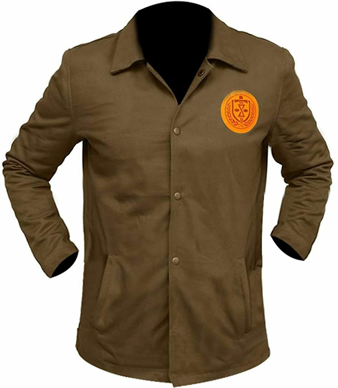 Loki  TVA  Jacket  - The Variant Tom Hiddleston Prison Coat