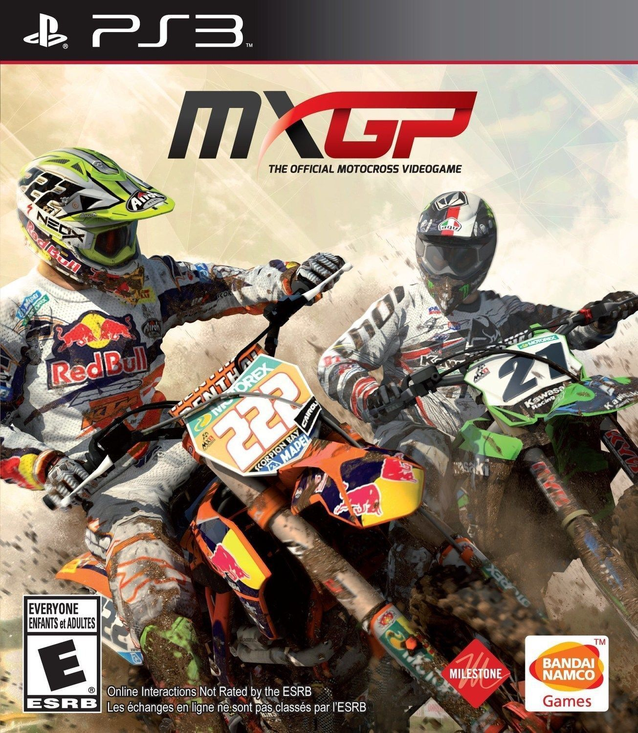 Mxgp the official motocross game released in 2014 for xbox 360