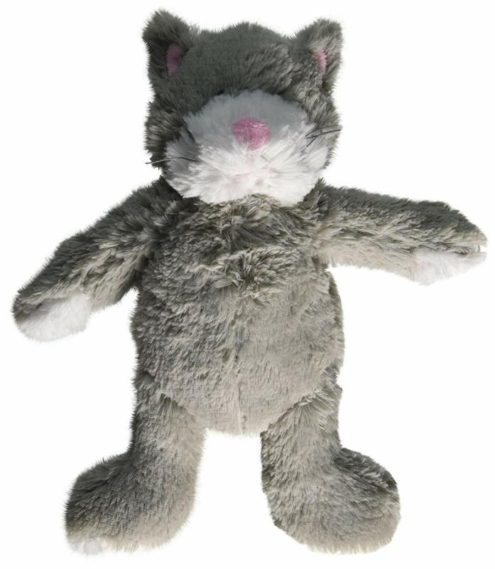 Warmies® Microwavable French Lavender Scented Plush Gray Cat