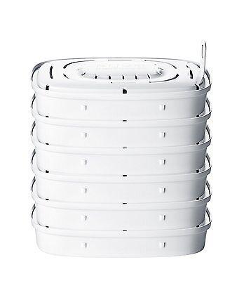 AEG Filterkartuschen PureAdvantage AEG AquaSense Wasserfilter 6 Pack ()