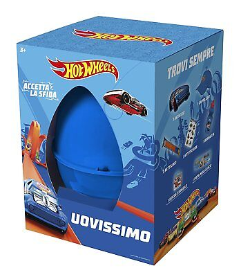 Uovissimo Hot wheels 2018 uovo con sorprese