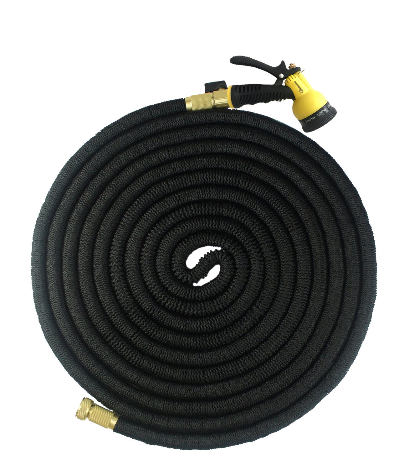 Stroger Expandable Flexible Garden Water Hose w/ Spray Nozzle 25 Feet