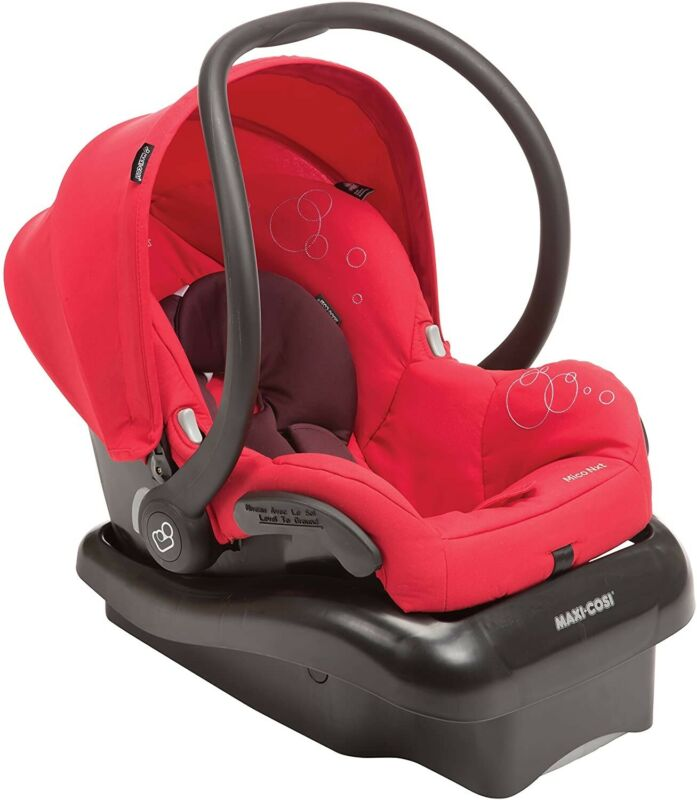 Maxi-Cosi Mico Nxt Infant Car Seat, Red, Brand New