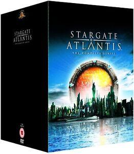 Stargate Atlantis - Seasons 1-5 - Complete (DVD)