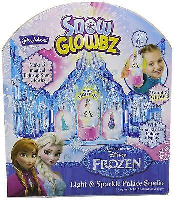 Disney Frozen Snow Glowbz Palace - Snow Glowbz