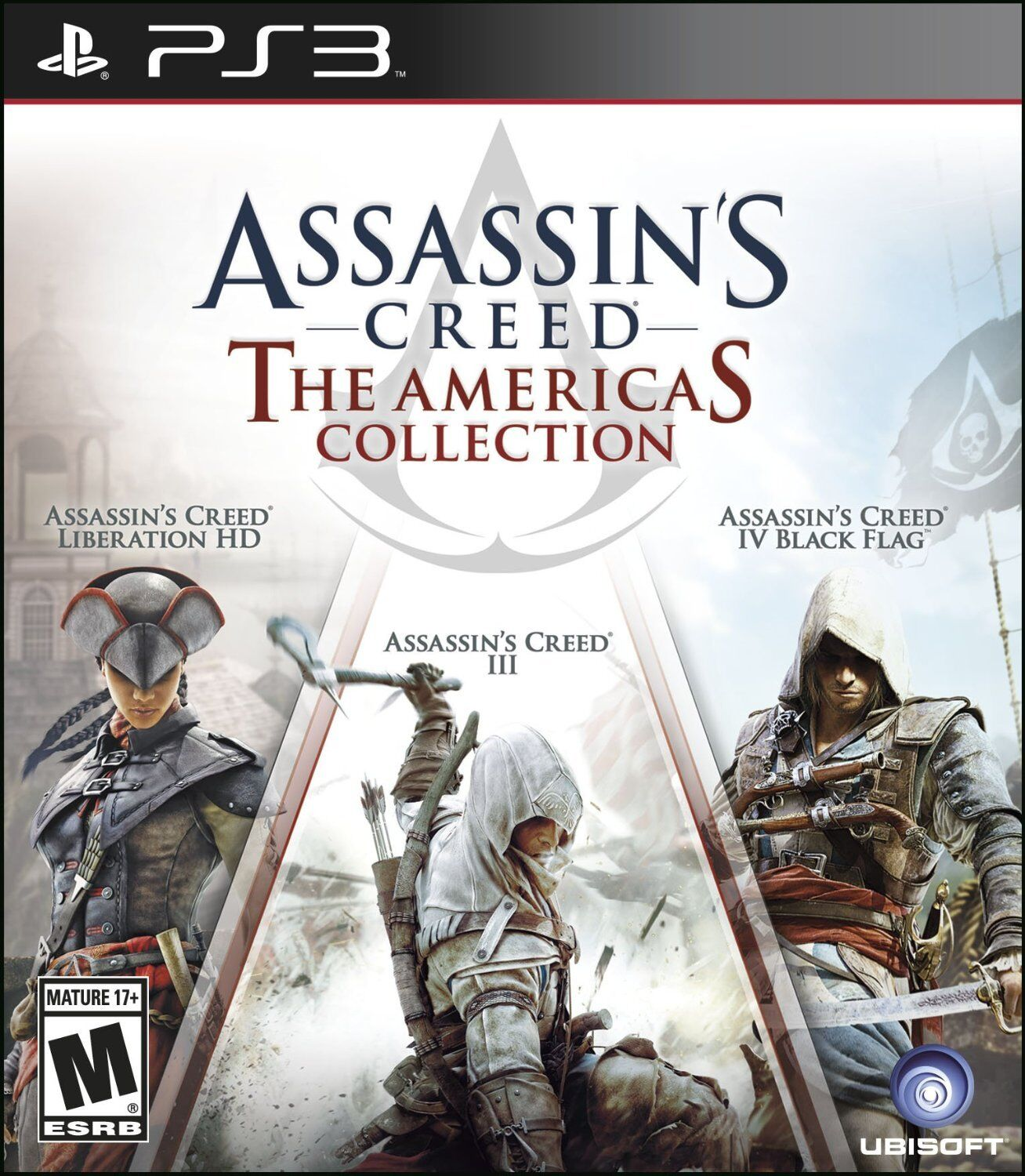 Assassin's Creed Collection PS3 Sony PlayStation 3 ...