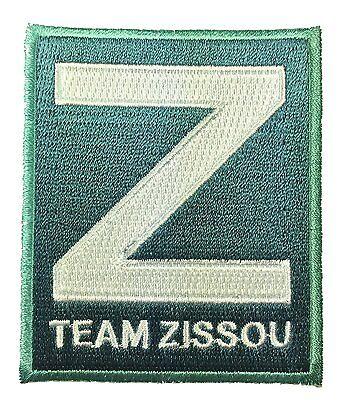 The Life Aquatic Team Zissou Shirt Costume Embroidered Patch [TZ-4] (The Life Aquatic Costume)