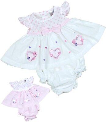 BabyPrem Premature Preemie Baby Clothes Girls Sun Summer Dress Dresses 3-5 5-8lb