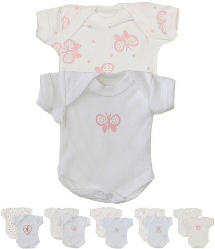 BabyPrem Micro Preemie Tiny Baby Clothes Girls One-Pieces Bodysuits 1.5 - 7.5lb